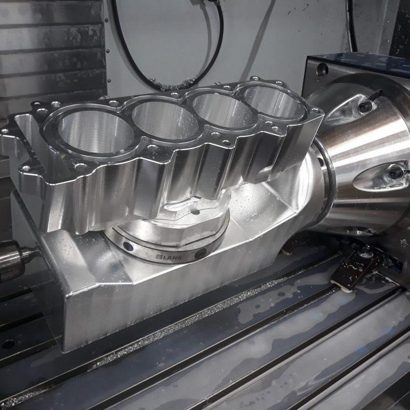 CNC engine parts