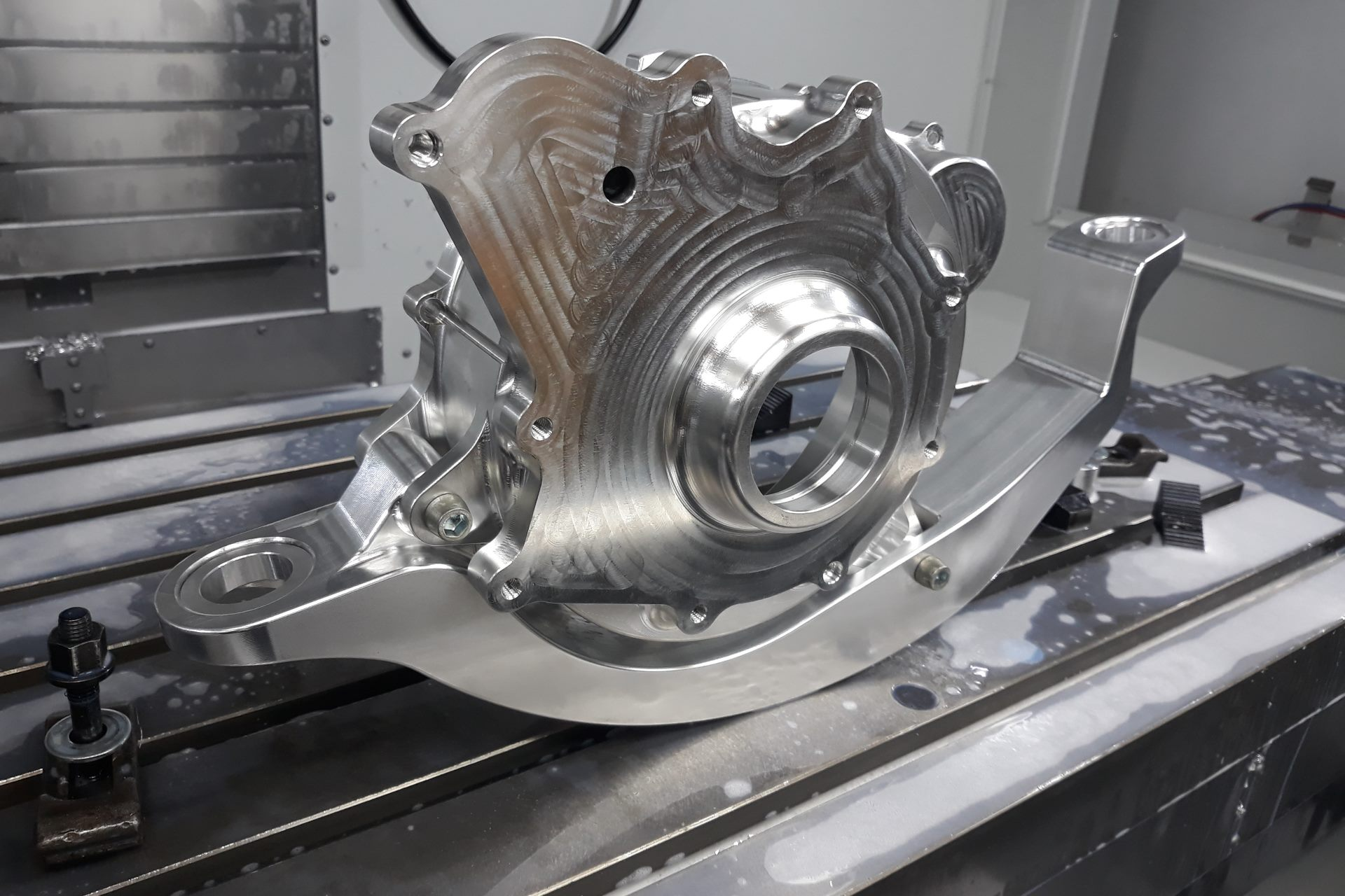 CNC | CNC Machining | 5 axis CNC | Creative CNC Solutions