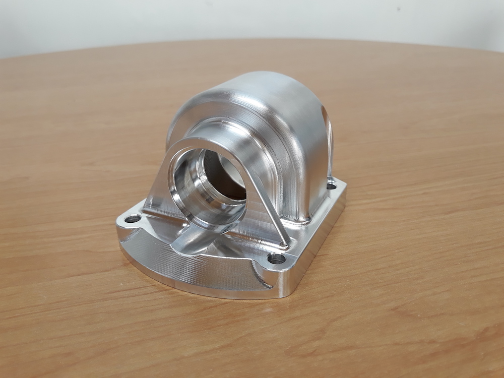 5-axis cnc machining - new plymouth